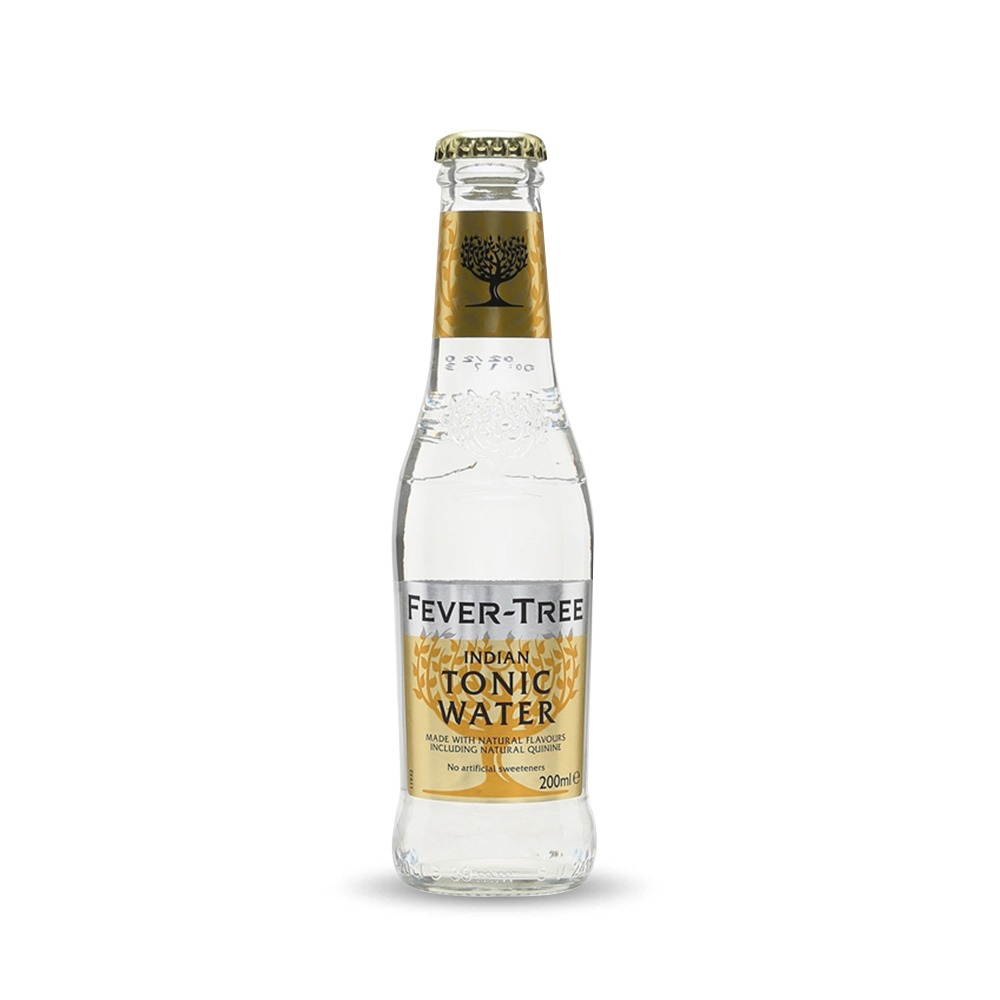 Fever-Tree Indian Tonic is produced in England.
