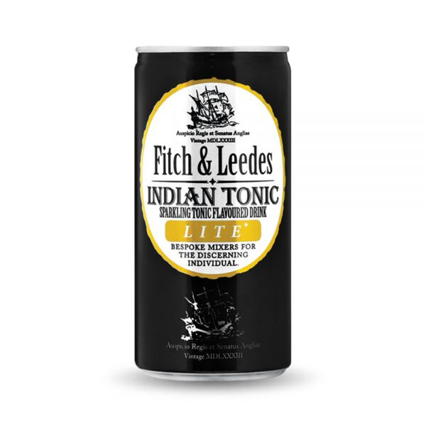 Fitch & Leedes Indian Lite Tonic is produced in Namibia.