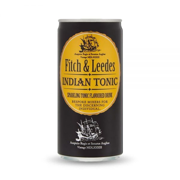 Fitch & Leedes Indian Tonic is produced in Namibia.