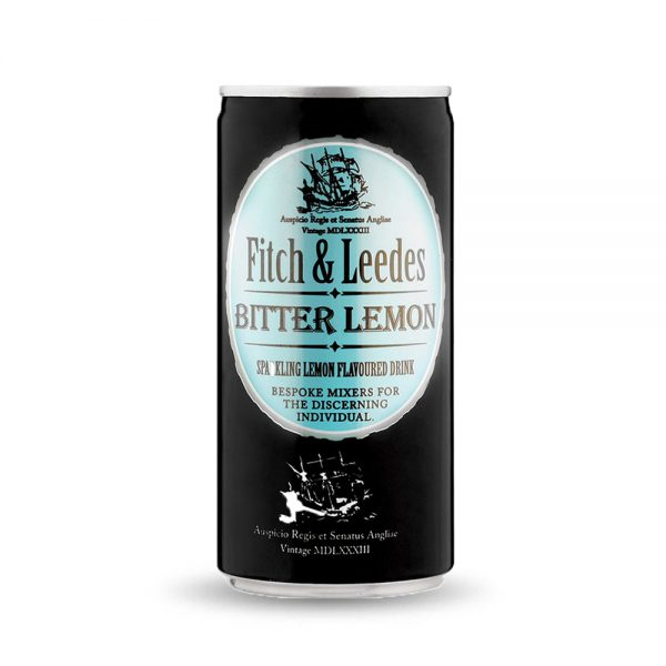 Fitch & Leedes Bitter Lemon Tonic is produced in Namibia.