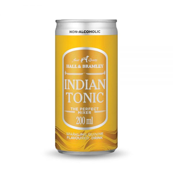 Hall & Bramley Dry Indian Tonic is produced in South Africa.