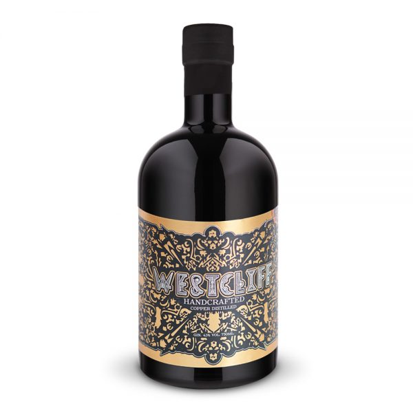 Westcliff gin is distilled from 14 South African botanicals and is produced in Gauteng, South Africa.