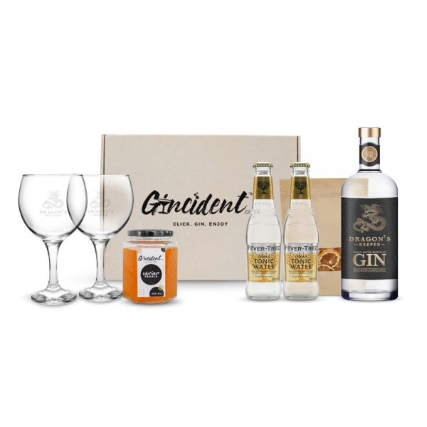 Dragon's Keeper Starter Pack is exclusively available for purchase on Gincident.co.za