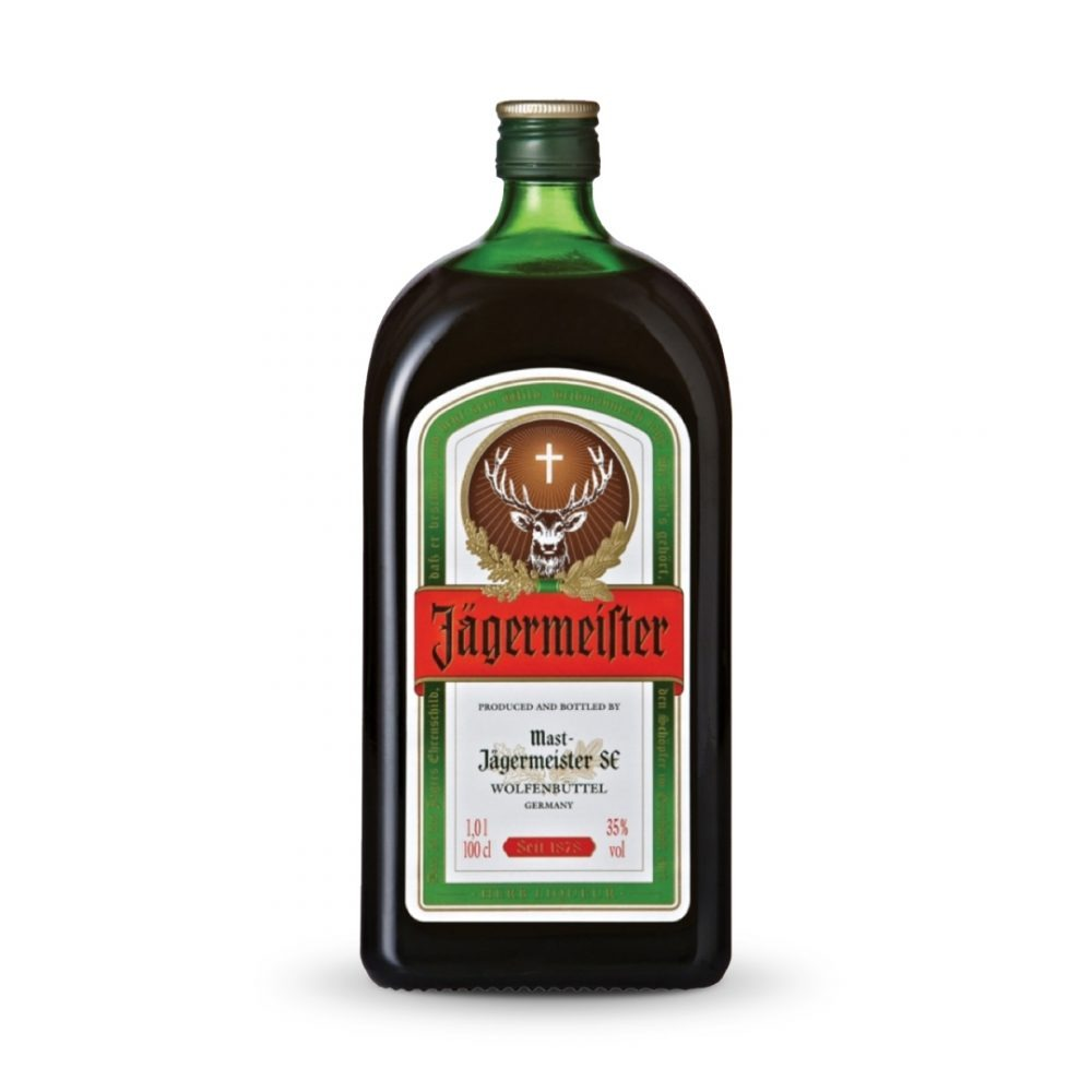 Jagermeister is produced in Germany.