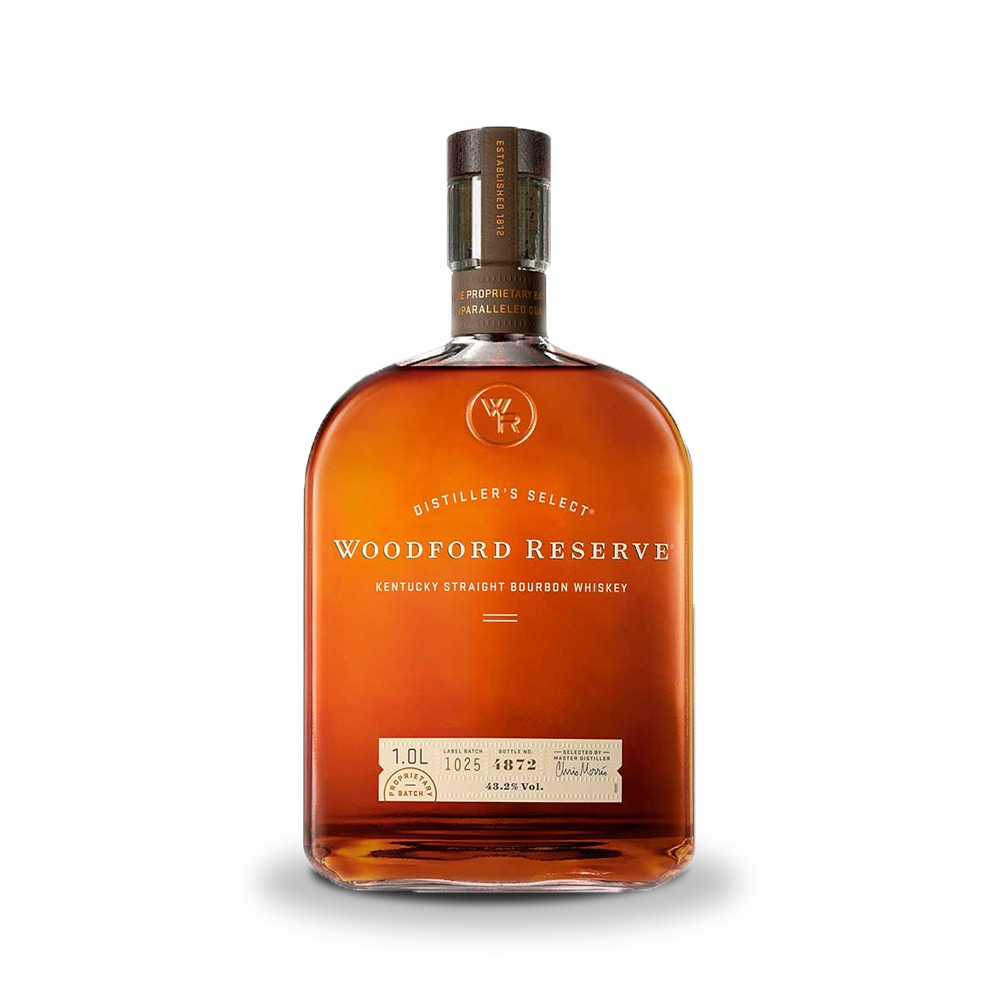Woodford Reserve whiskey is produced in Kentucky, America.
