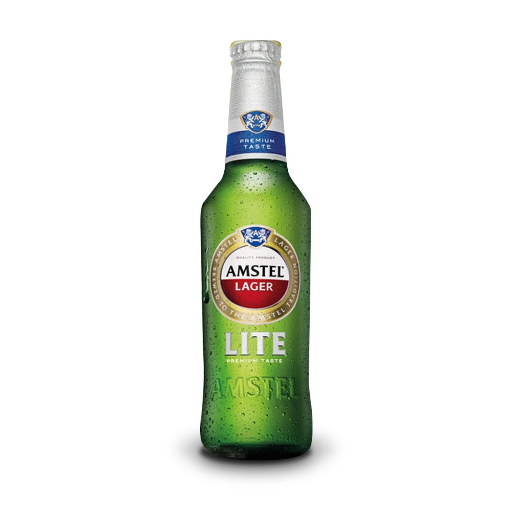 Amstel Light is produced in the Netherlands.