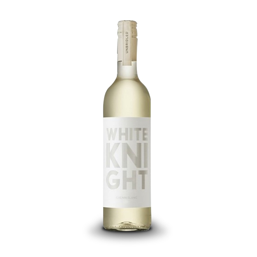 Cavalli White Knight Chenin Blanc is produced in South Africa.