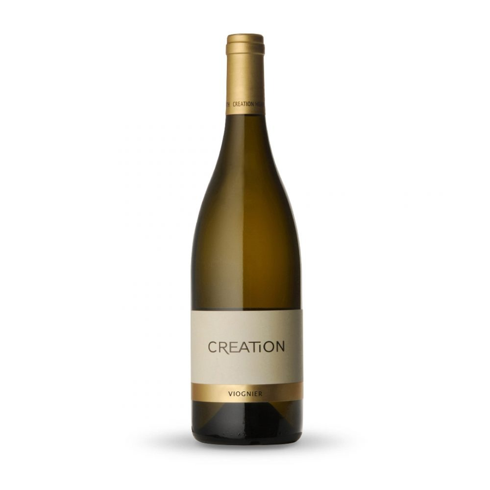 Creation Viognier is produced in South Africa.