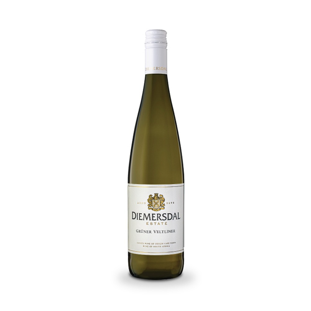 Diemersdal Gruner Veltliner is produced in South Africa.