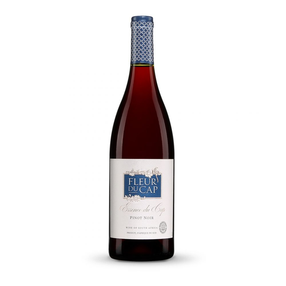Fleur du Cap Pinot Noir is produced in South Africa.