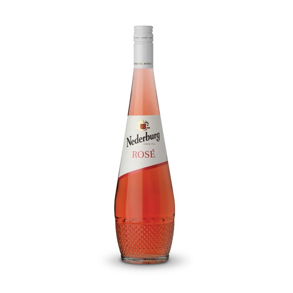 Nederburg Rosé is produced in South Africa.