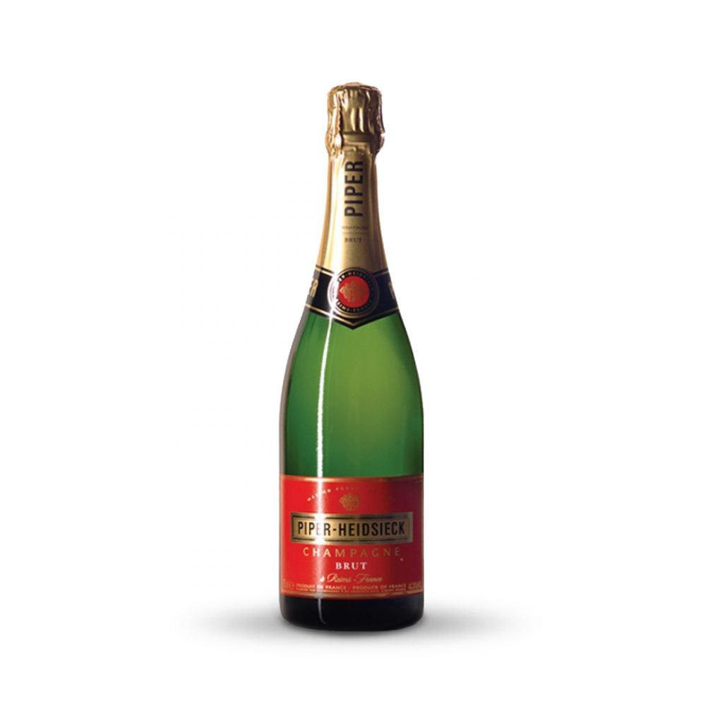 Piper Heidsieck Brut is produced in France.