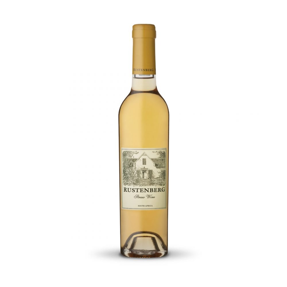 Rustenberg Straw Wine Late Harvest-Dessert is produced in South Africa.