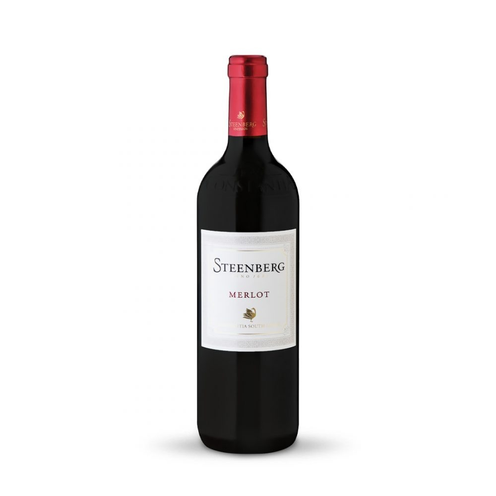 Steenberg Merlot is produced in South Africa.