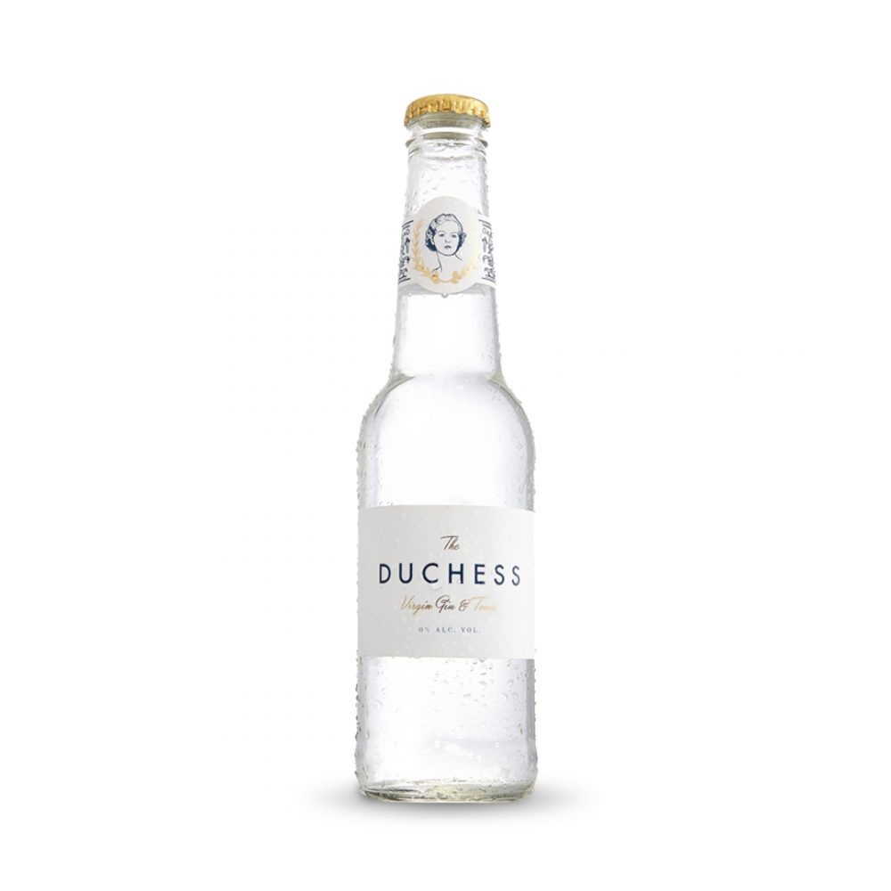 Duchess Botanical Virgin G&T is produced is South Africa.