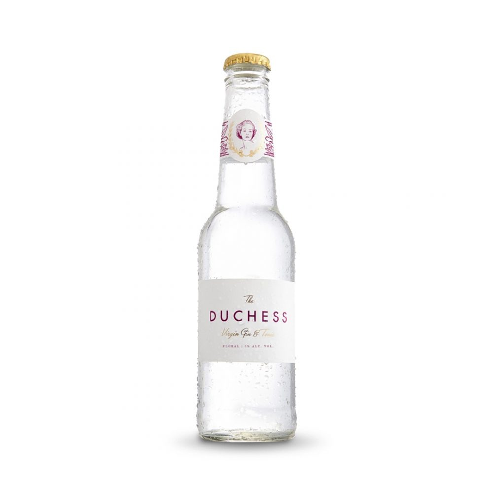 Duchess Floral Virgin G&T is produced in South Africa.