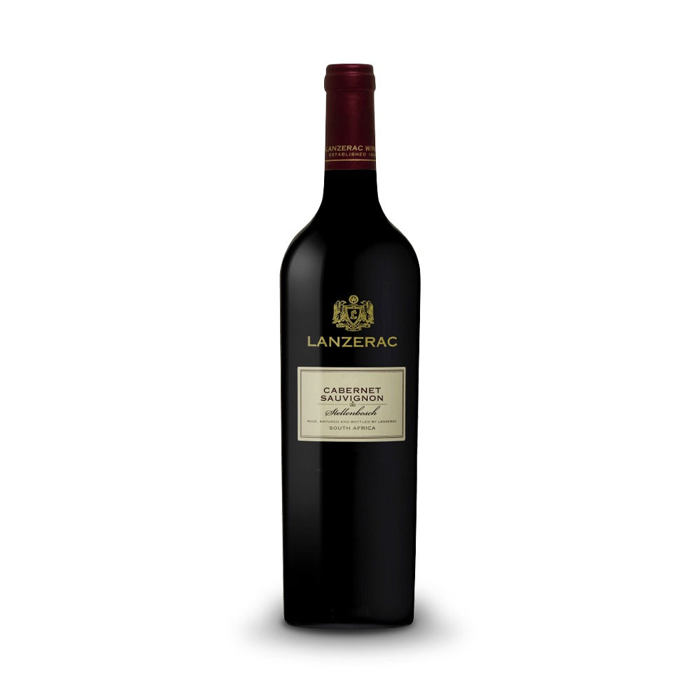 Lanzerac Cabernet Sauvignon is produced in South Africa.