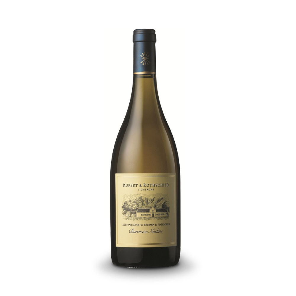 Rupert & Rothschild Baroness Nadine Chardonnay is produced in South Africa.