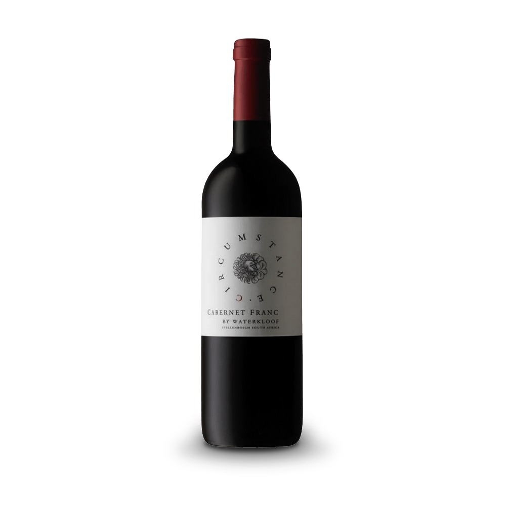 Waterkloof Circumstance Cabernet Franc is produced in South Africa.