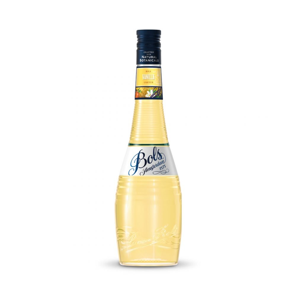Bols Vanilla liqueur is produced in the Netherlands.